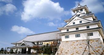 お菓子の壽城の外観