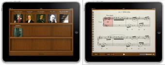 電算システムがピアノの演奏練習ができるiPadアプリを無料配信