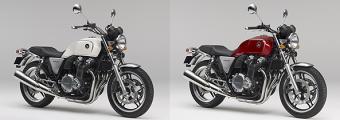 ホンダは新開発エンジン搭載の「CB1100」シリーズを新発売