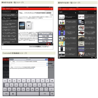 アイティメディアはiPad用無料アプリ「ITmedia」の提供開始