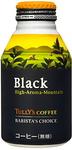 「TULLY'S COFFEE BARISTA'S CHOICE Black(タリーズコーヒー バリスタズチョイス ブラック)」 285mlボトル缶