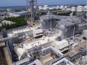 東北電力は新潟火力発電所5号系列の運転開始、従来より燃料・CO2を2割程度削減