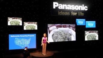 パナソニックが3D戦略への期待で後場戻り高値を更新、ソニーを猛追の動き
