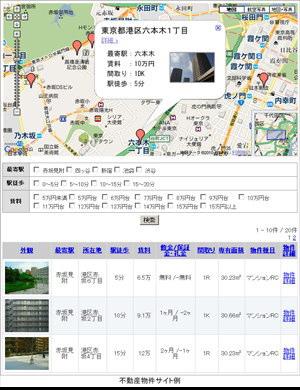 パイプドビッツ 「スパイラル(R)」が、データベース内の情報をGoogleマップに表示する機能を搭載したと発表