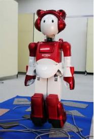 日立はオフィスや病院巡回監視サービスを行う「人間共生ロボット」の実用化へ