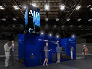 アスカネット:「空中結像」サイン&ディスプレイショウ2011に出展