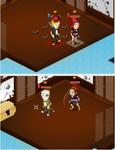日本語版初!忍者対戦オンラインゲーム「ニンジャトリック」をmixiアプリで