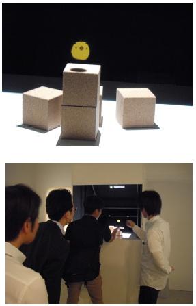 アスカネット開発AIプレートで『でるキャラと遊ぶ夢』実現!〜日本科学未来館