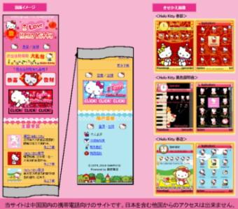 日本エンタープライズ 「I Love Hello Kitty」の企画、構築及び運営を受注し、オープン