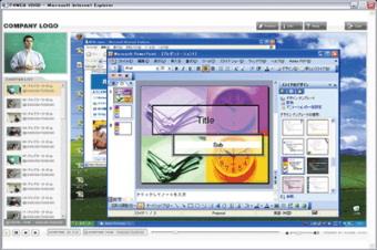 ソフトフロントはアーネット提供のeラーニングコンテンツ自動作成システムを販売