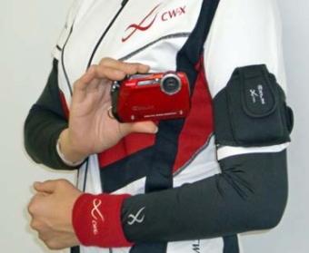 「東京マラソンEXPO2010」で、ワコールとカシオがコラボで体感イベント